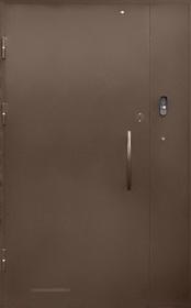 дверь входная железная двойная для подъезда